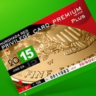 Red Privilege Card Premium Plus for Resident/ Egyptian